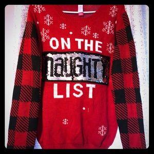 NWT CHRISTMAS SWEATER 🎄 ❄️